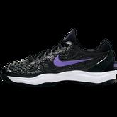 Alternate View 2 of NikeCourt Zoom Cage 3 Men's Hard Court Tennis Shoe - Purple/Black