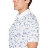 PGA TOUR Mini Tropical Print Shirt