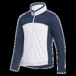 Girls' Colorblock Full-Zip Jacket