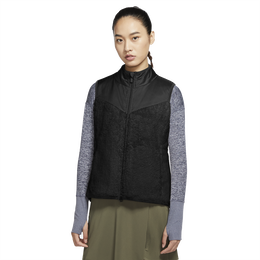 Women's Reversible Puffer Golf Vest