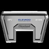 Cleveland 2135 Satin Elevado Counter Balance Putter w/ Cleveland Oversize Grip
