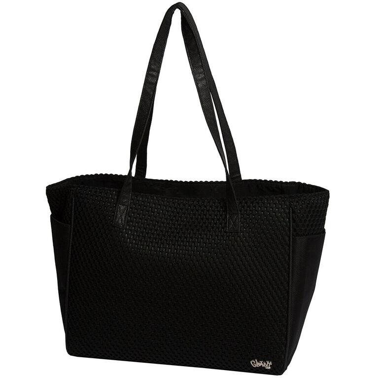 Glove It Black Mesh Tote Bag