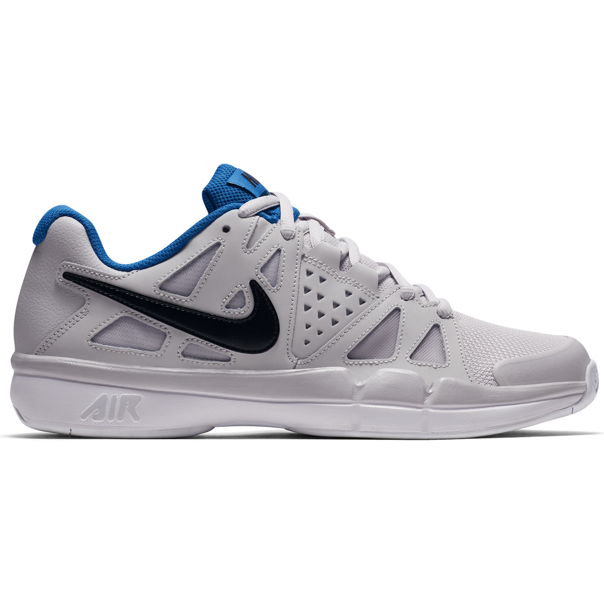 Nike Air Vapor Advantage Men s Tennis Shoe - White Black aa9b10fac