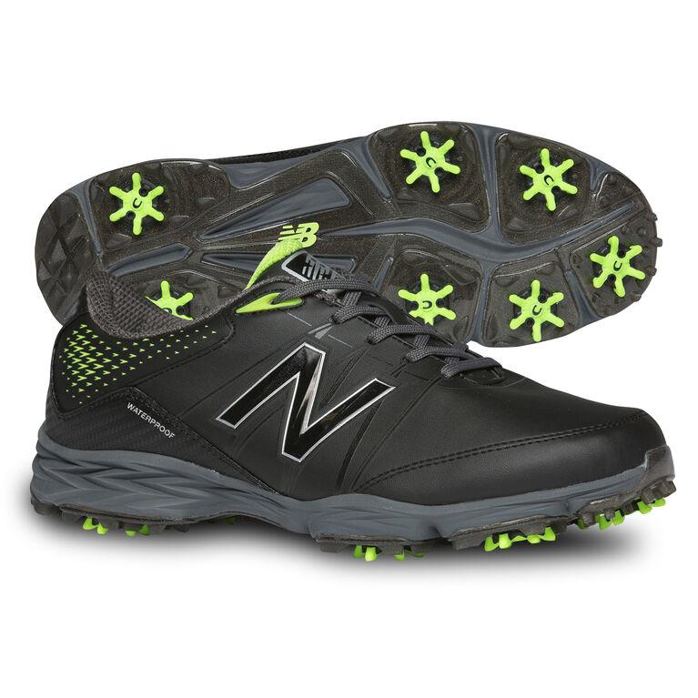 New Balance 2004 Men's Golf Shoe - Black/Green