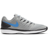 Alternate View 1 of Air Zoom Prestige Men's Tennis Shoe - Grey/Blue