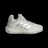 Defiant Generation Multicourt Women's Tennis Shoe - White/Silver