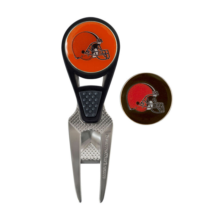 Team Effort Cleveland Browns CVX Ball Repair Tool