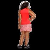Alternate View 2 of Summer Sensation Collection: Cassie Sleeveless Snap Placket Top