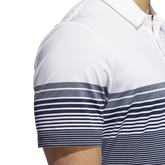 Alternate View 6 of USA Golf Ultimate365 Stripe Polo Shirt