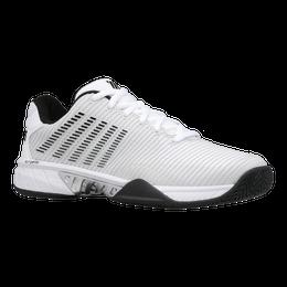 Hypercourt Express 2 Men's Tennis Shoe - White/Black