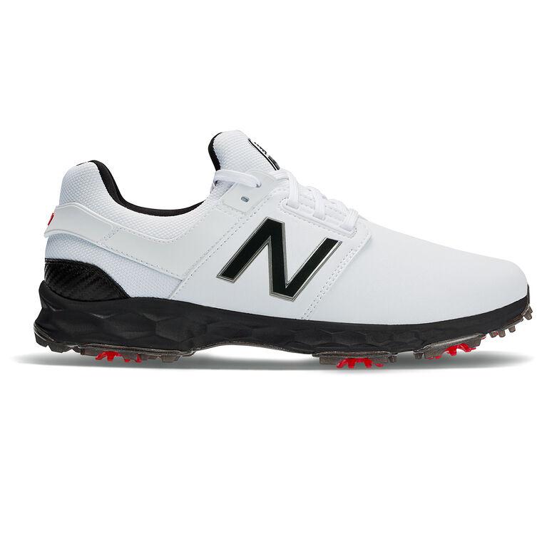 Fresh Foam LinksPro Men's Golf Shoe - White/Black