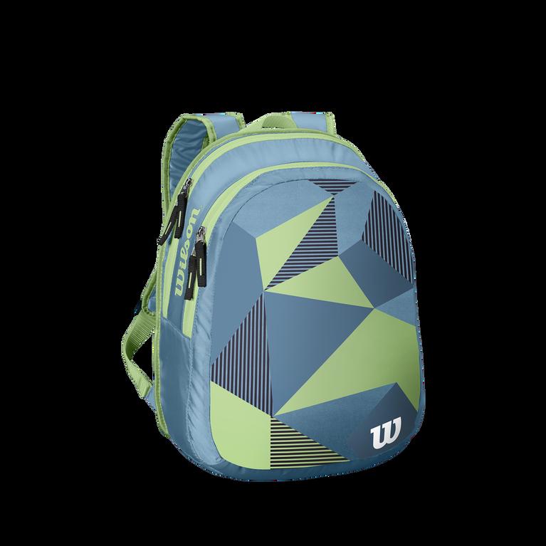 Junior Geo Print Tennis Backpack
