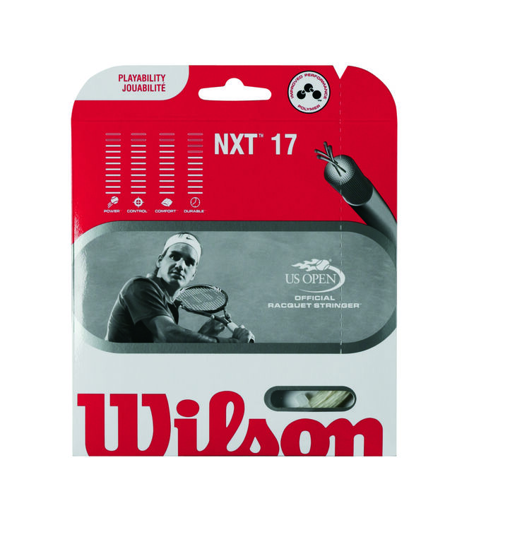 Wilson NXT 17 Gauge String -Black