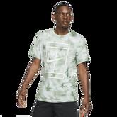 NikeCourt Men's Tie-Dye Swoosh Tennis T-Shirt