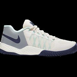 Flare 2 Women's Hard Court Tennis Shoe - Grey/Navy