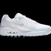 Alternate View 1 of Air Max 1 G Women's Golf Shoe - White/Blue