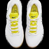 Alternate View 7 of Air Zoom Prestige Women's Tennis Shoe - White/Yellow