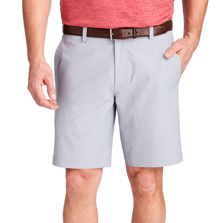 Vineyard Vines Fairway Tech Short Grey Front
