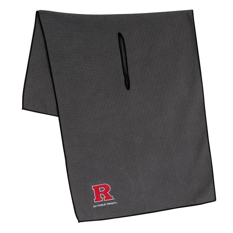 Team Effort Rutgers Scarlet Knights Microfiber Towel