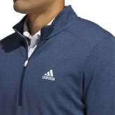 Alternate View 3 of 3-Stripes Quarter-Zip Pullover