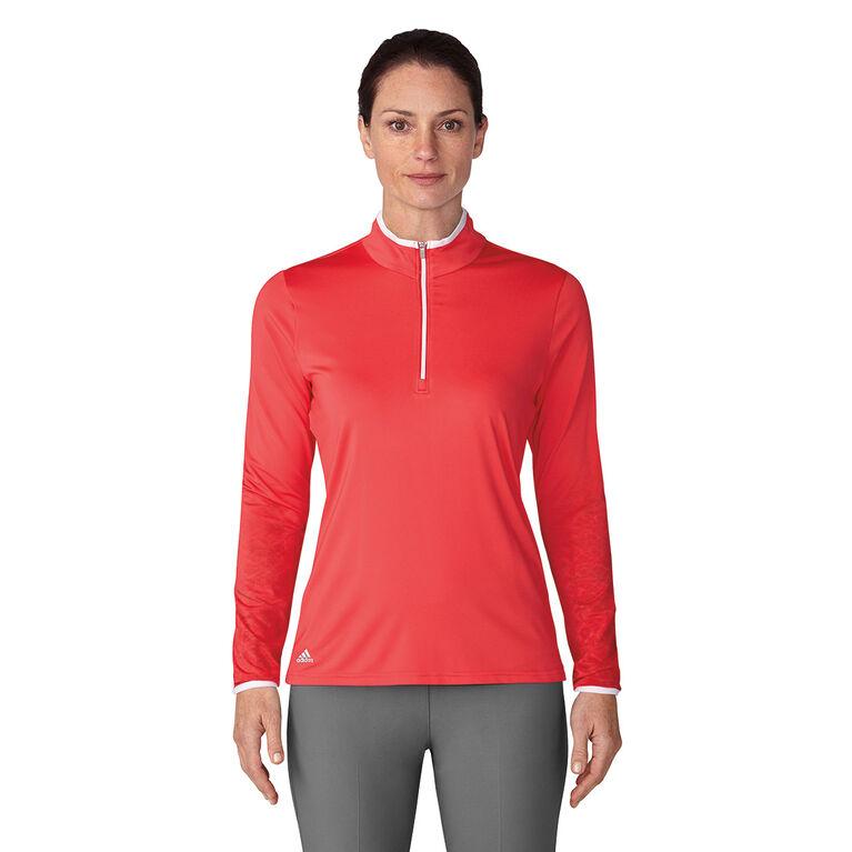 adidas UPF 1/2 Zip Pullover