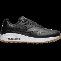 Air Max 1 G Men's Golf Shoe - Black