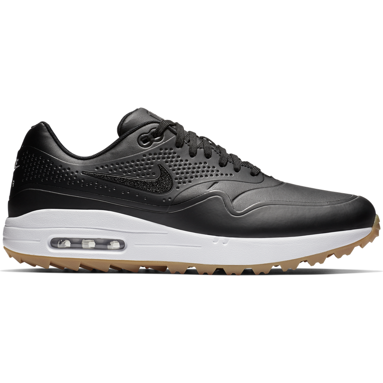 Nike Air Max 1 G Men's Golf Shoe WhiteGrey PGA TOUR  PGA TOUR Superstore