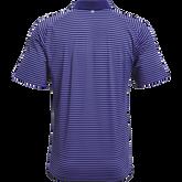 Alternate View 5 of Men's UA Iso-Chill Hollen Stripe Polo