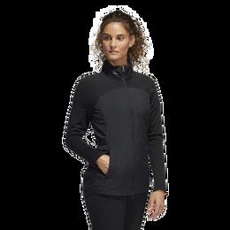 Hybrid Long Sleeve Full-Zip Parka Jacket