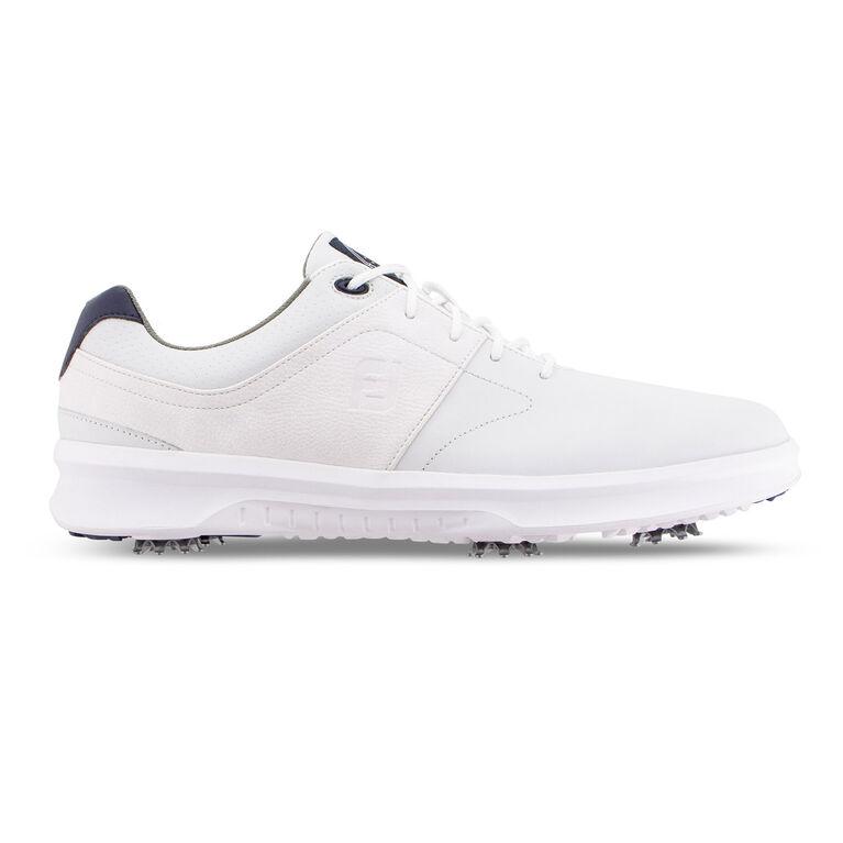 Contour Men's Golf Shoe - White
