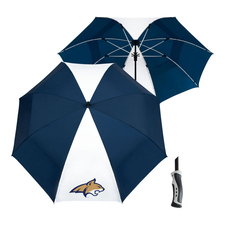 Team Effort Montana State Umbrella