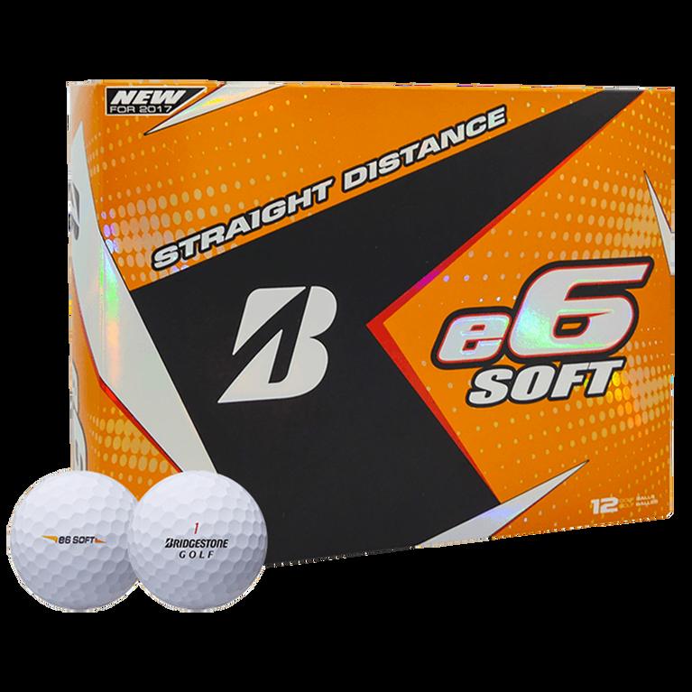 Bridgestone e6 Soft Golf Balls