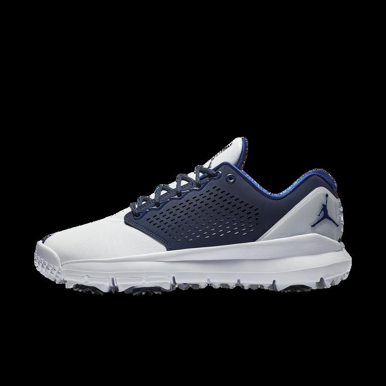 Nike Jordan Trainer ST G Men's Golf Shoe - White/Navy