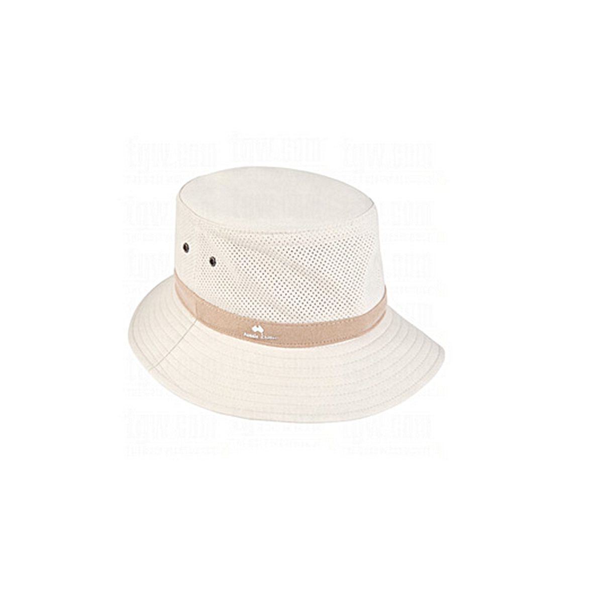 a7737e27d0b Chiller Bucket Perforated Hat- Pearl White by Aussie  Aussie Golf ...