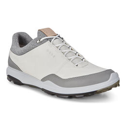 ECCO BIOM Hybrid 3 GTX Men's Golf Shoe - White/Black