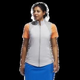 Full Zip Sleeveless Vest