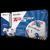 Alternate View 1 of TP5 Pix USA Golf Balls
