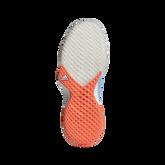 Alternate View 6 of Adizero Club Women's Tennis Shoe - Light Blue