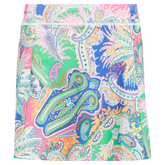 Alternate View 3 of Paisley Golf Skort