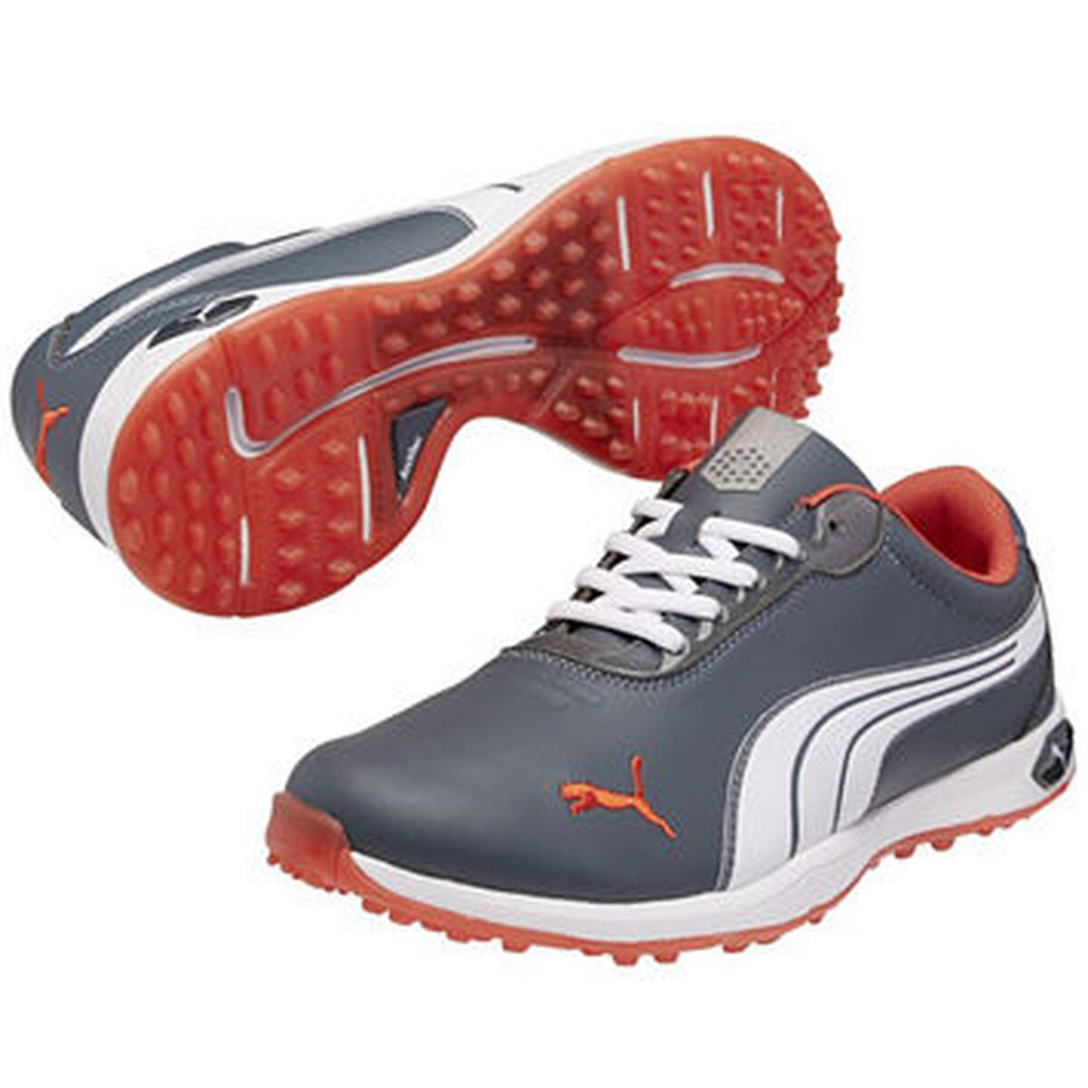 PUMA Biofusion Spikeless Men s Golf Shoe - Turbulence 24472380466f