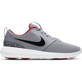 Roshe G Men's Golf Shoe - Grey/Red (Previous Season Style)