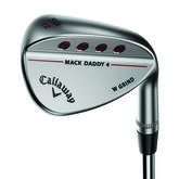 Alternate View 16 of Callaway MD4 Satin Chrome Steel Wedge