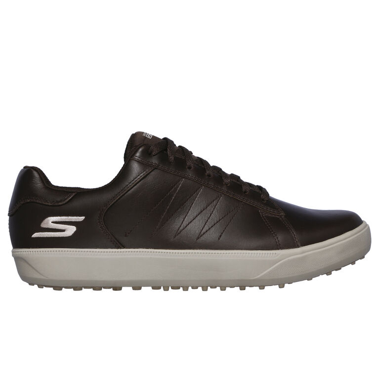 Skechers GO GOLF Drive 4 - LX Men's Golf Shoe - Brown