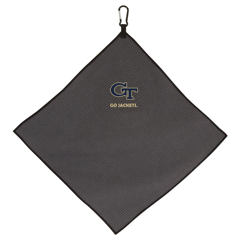 Team Effort Georgia Tech 15x15 Towel