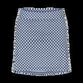 "Alternate View 4 of Amelie 14.5"" Gingham Golf Skort"