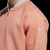 Alternate View 4 of Long Sleeve Quarter Zip Blade Collar Sweater