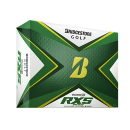 TOUR B RXS Yellow Golf Balls