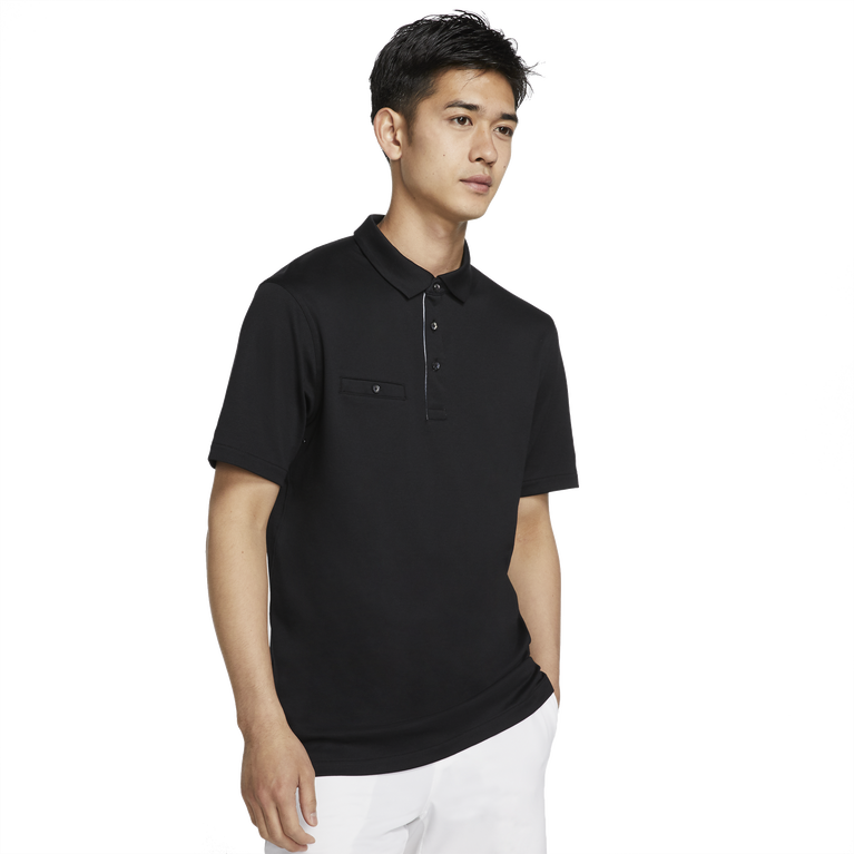 Dri-Fit Player Pocket Solid Polo