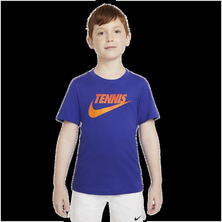 Big Kids' Graphic Tennis T-Shirt