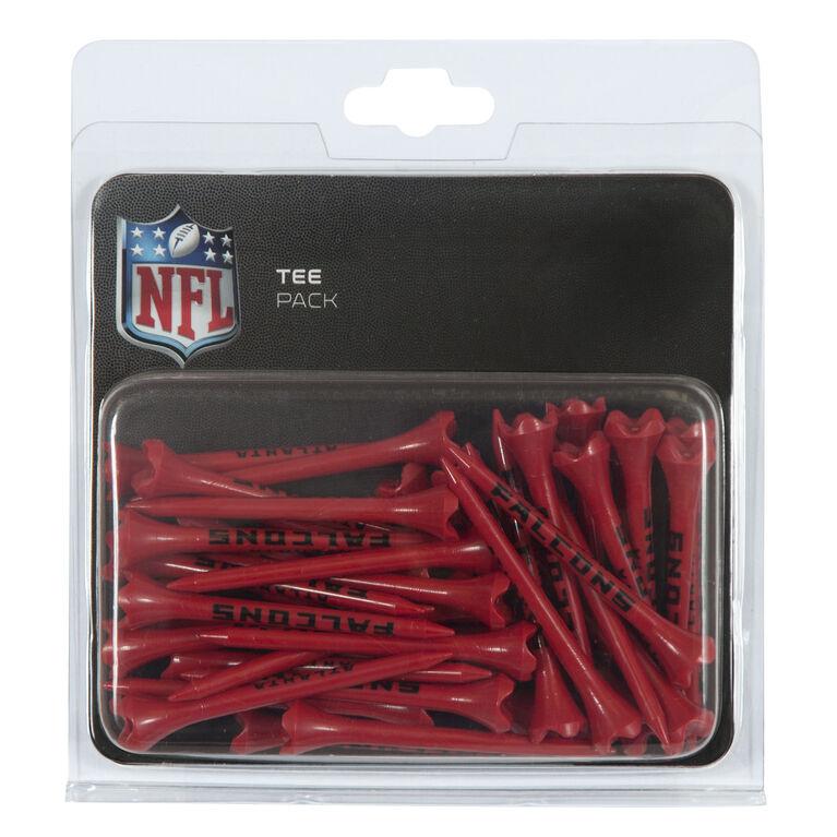 Atlanta Falcons 40 Tee Pack